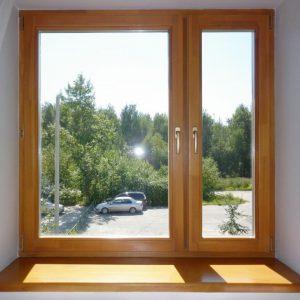 Деревянные окна со стеклопакетом – преимущества использования, цена, размеры и советы по выбору