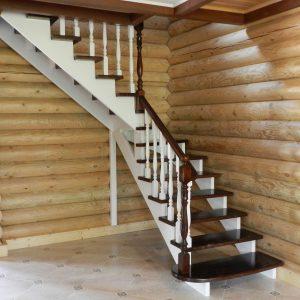 Изготовление деревянной лестницы: пошаговая инструкция по проектированию и постройке деревянной лестницы