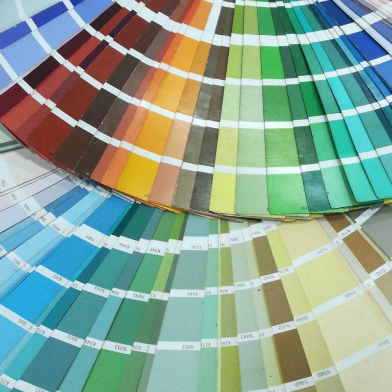 женщин, все цвета красок для стен фото павильоны такого