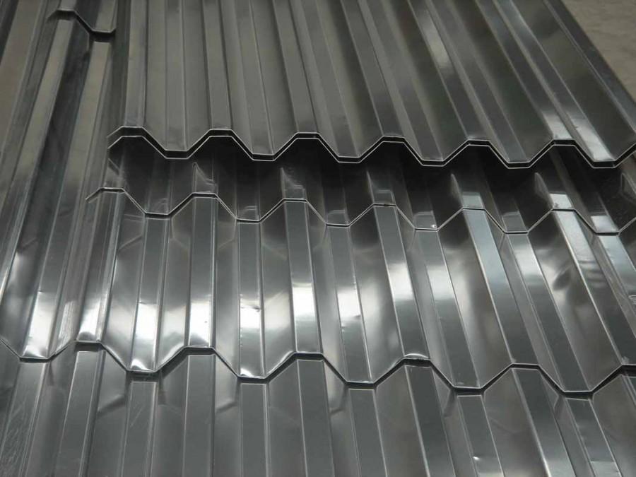 Профнастил для крыши размеры листа - длина ширина толщина срок службы оцинкованного кровельного покрытия