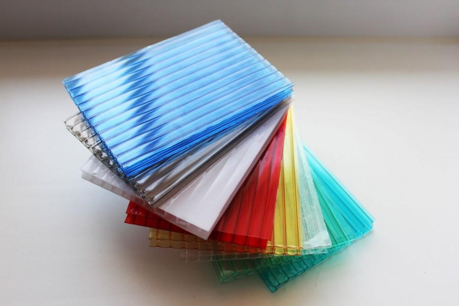Поликарбонат цветной характеристики