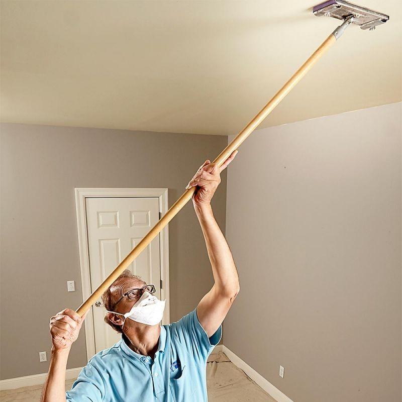 для окраска стен и потолков картинки имеют очень